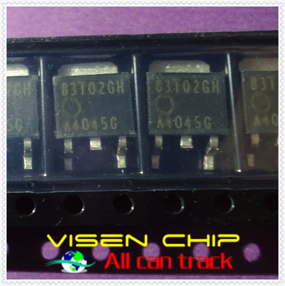 10 adet AP83T02GH 83T02GH 83T02 MOSFET TO-252